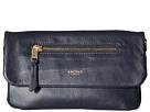KNOMO London Elektronista Mini Smartphone Clutch Bag (Navy)