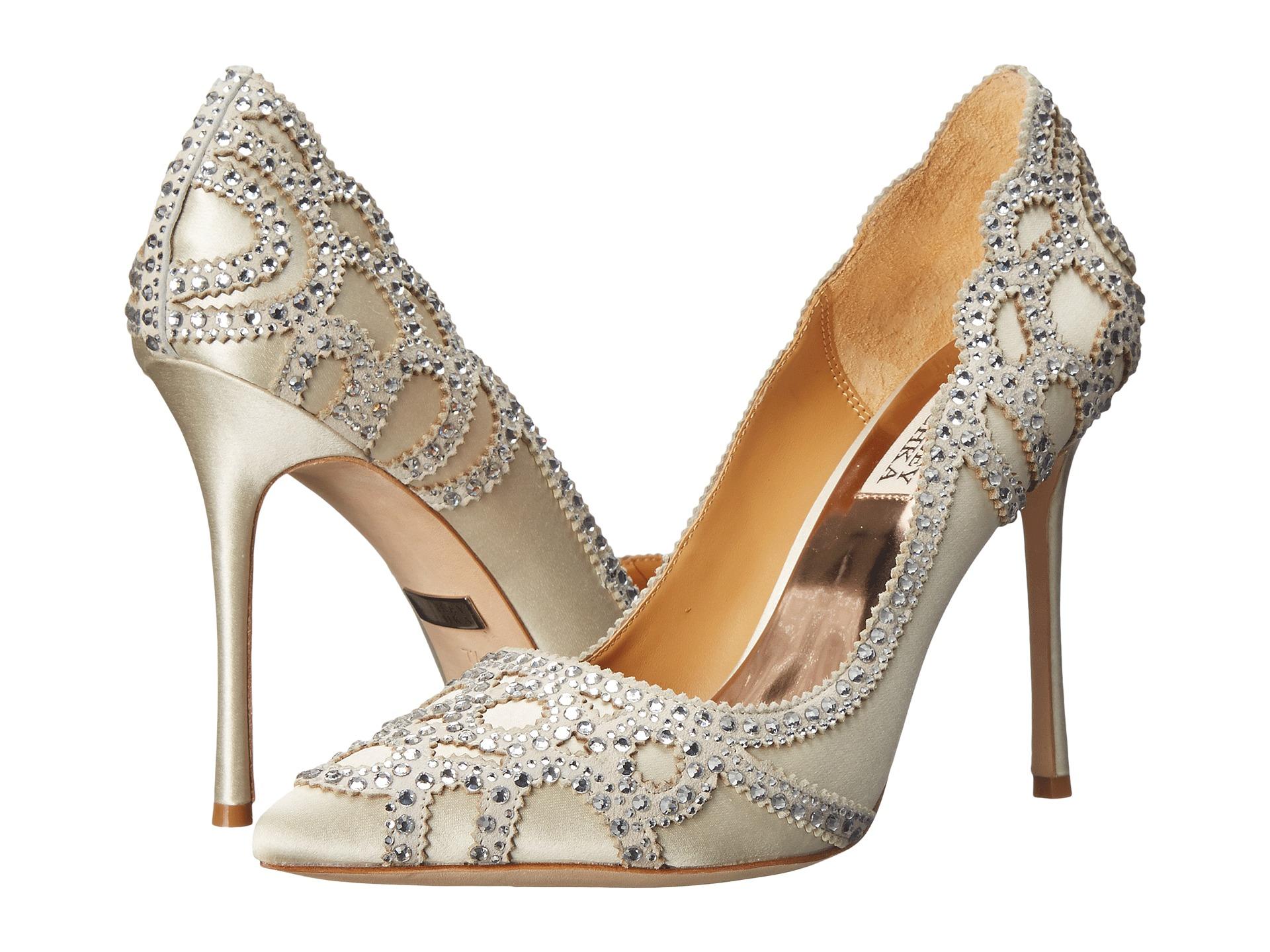 Badgley Mischka Reviews Shoes