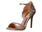 Badgley Mischka - Roxy (Nude Satin)