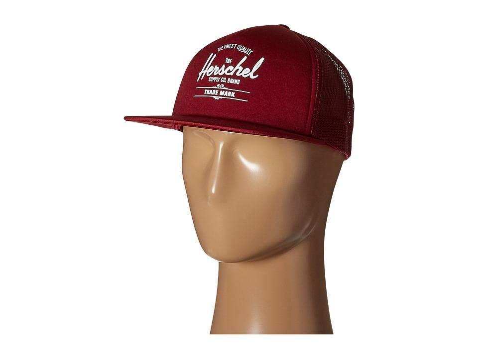 Herschel Supply Co. Whaler Mesh Windsor Wine Caps