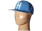 Herschel Supply Co. Toby (Light Wash Denim/White)