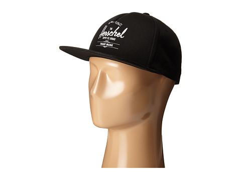 Herschel Supply Co. Whaler - Black
