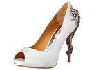 Badgley Mischka - Royal (White Satin)