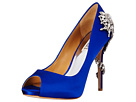 Badgley Mischka - Royal (Iris Blue Satin)