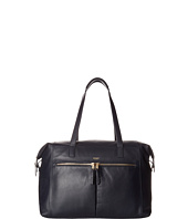 KNOMO London - Curzon Laptop Leather Shoulder Tote