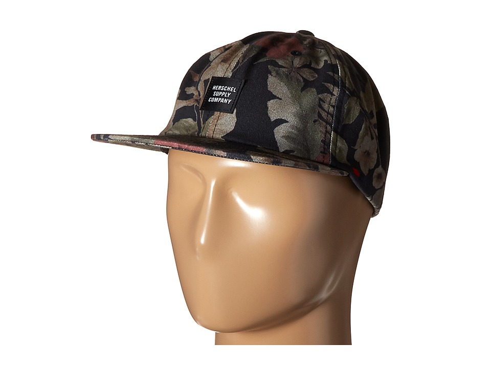 Herschel Supply Co. Albert Hawaiian Camo Caps