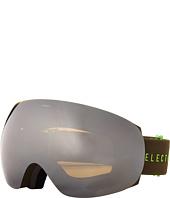 Electric Eyewear - EG3 Olive/Slime +Bonus Lens