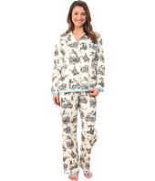 BedHead - Cotton Sateen L/S Ribbon PJ