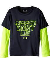 Under Armour Kids - Speed Don't Lie Slider (Little Kids/Big Kids)