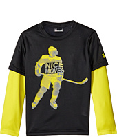 Under Armour Kids - Nice Moves Hockey Short Sleeve (Little Kids/Big Kids)