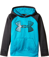 Under Armour Kids - Jumbo Big Logo Hoodie (Little Kids/Big Kids)
