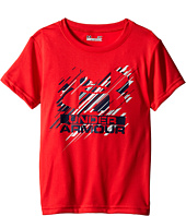 Under Armour Kids - True Colors Logo Short Sleeve (Toddler)