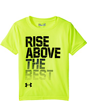 Under Armour Kids - Rise Above The Best Short Sleeve (Toddler)