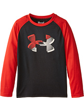 Under Armour Kids - Drop Shadow Logo Raglan (Little Kids/Big Kids)