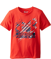 Under Armour Kids - True Colors Logo Short Sleeve (Little Kids/Big Kids)