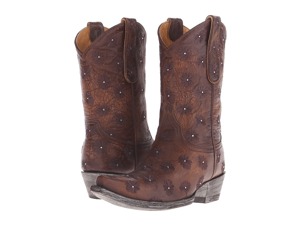 Old Gringo Springy (Brass) Cowboy Boots