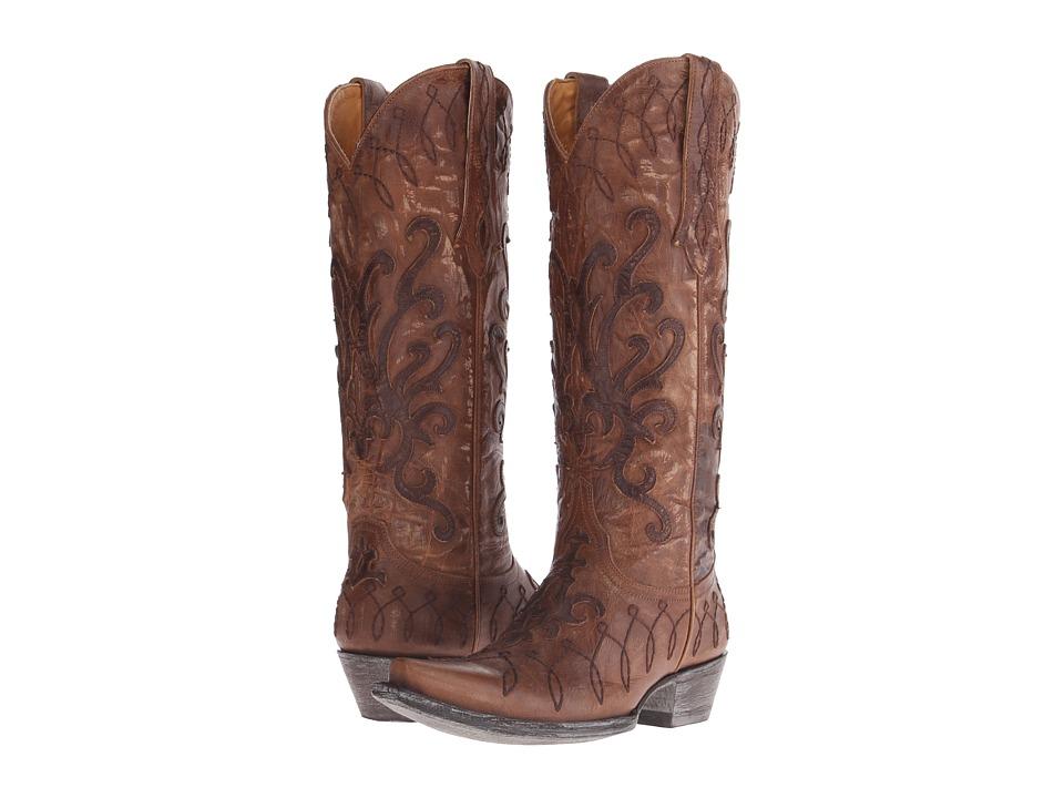Old Gringo - Latara (Oryx) Cowboy Boots
