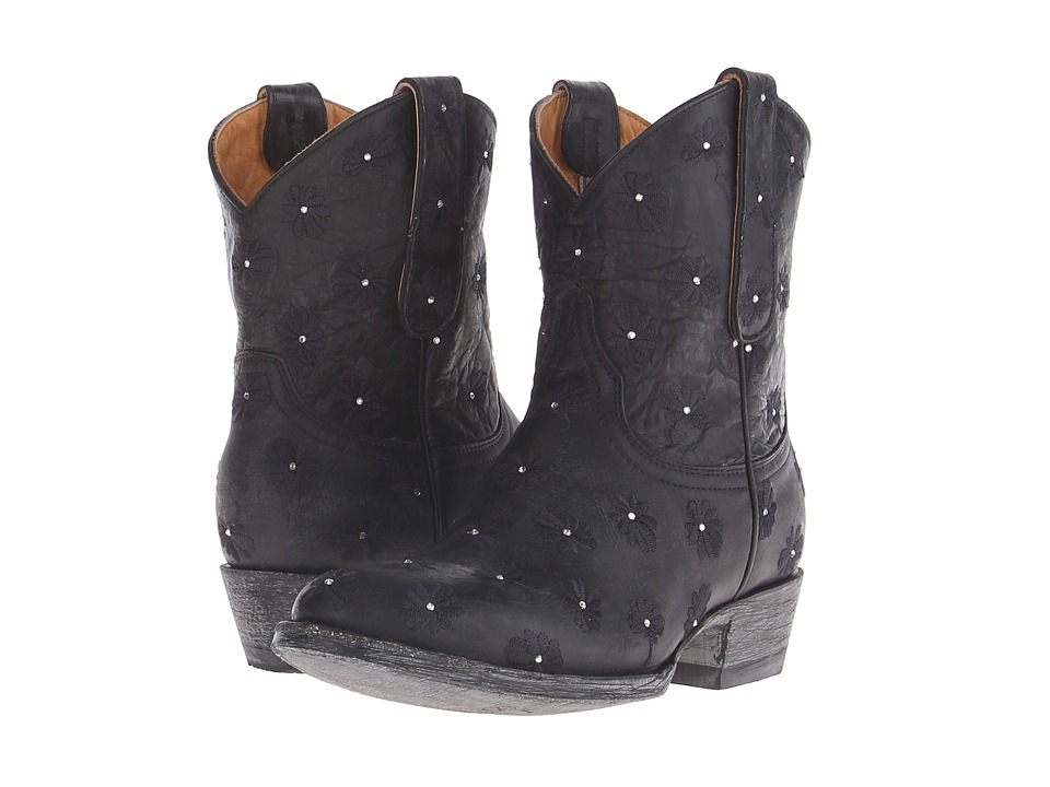 Old Gringo Springy (Black) Cowboy Boots