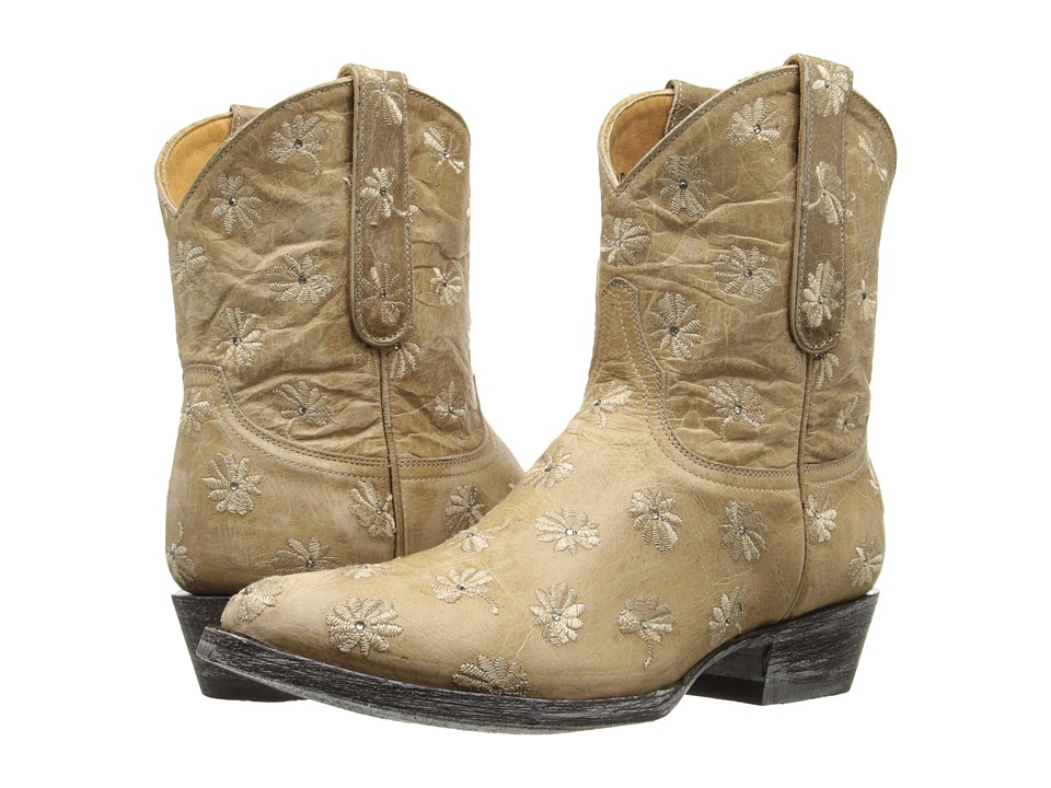 Old Gringo Springy (Bone) Cowboy Boots