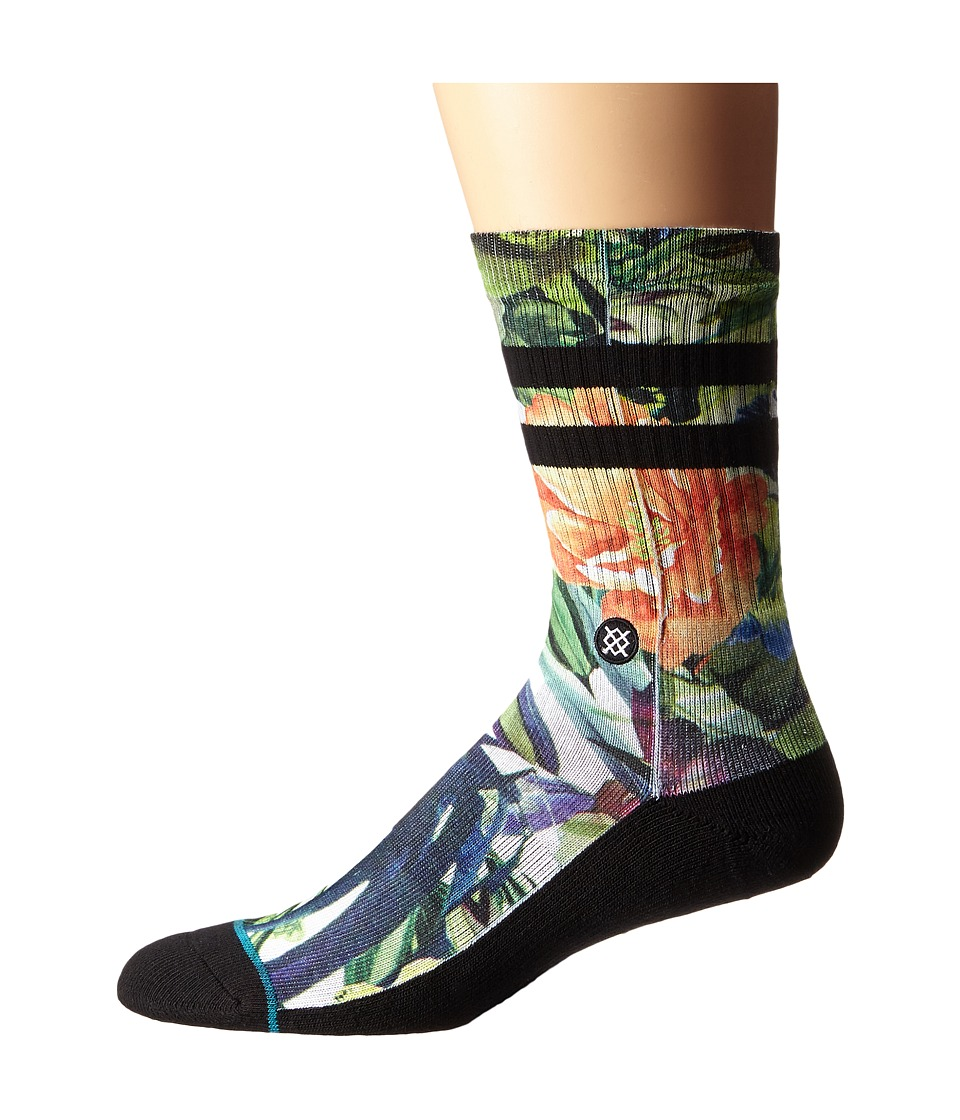 Stance Drought Natural Mens Crew Cut Socks Shoes