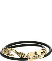 Vivienne Westwood - Venicius Cord Bracelet