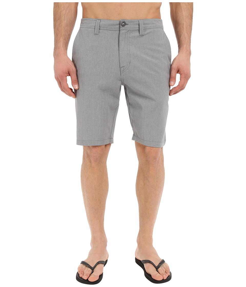 Volcom SNT Static Hybrid Shorts (Gun Metal) Men