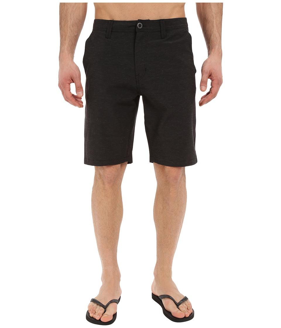 Volcom SNT Static Hybrid Shorts (Black) Men