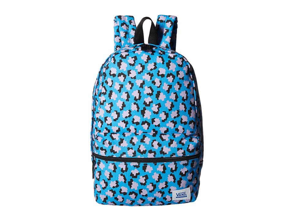 Vans - Eley Kishimoto Small Backpack (Cubic Molecules) Backpack Bags