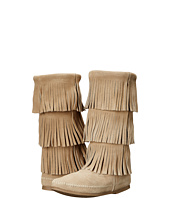 Minnetonka - 3-Layer Fringe Boot