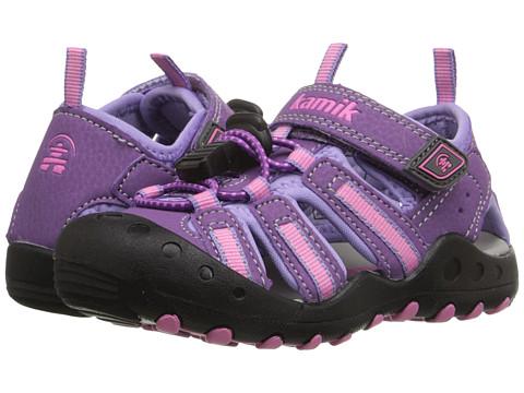 Kamik Kids Crab (Toddler/Little Kid/Big Kid) - Purple