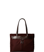 KNOMO London - Grosvenor East/West Top Zip Laptop Tote