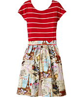 fiveloaves twofish - I Love Paris Dress (Little Kids/Big Kids)