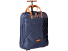KNOMO London Chepstow Laptop Wheeled Brief Carry-On (Navy)
