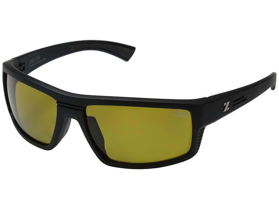 Zeal Optics - Decoy (Matte Black/Polarized Auto Lens) Spo...