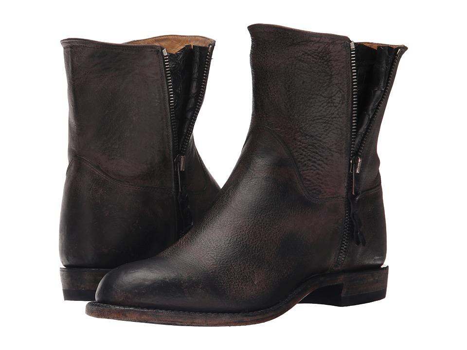 Harper (Black) Cowboy Boots