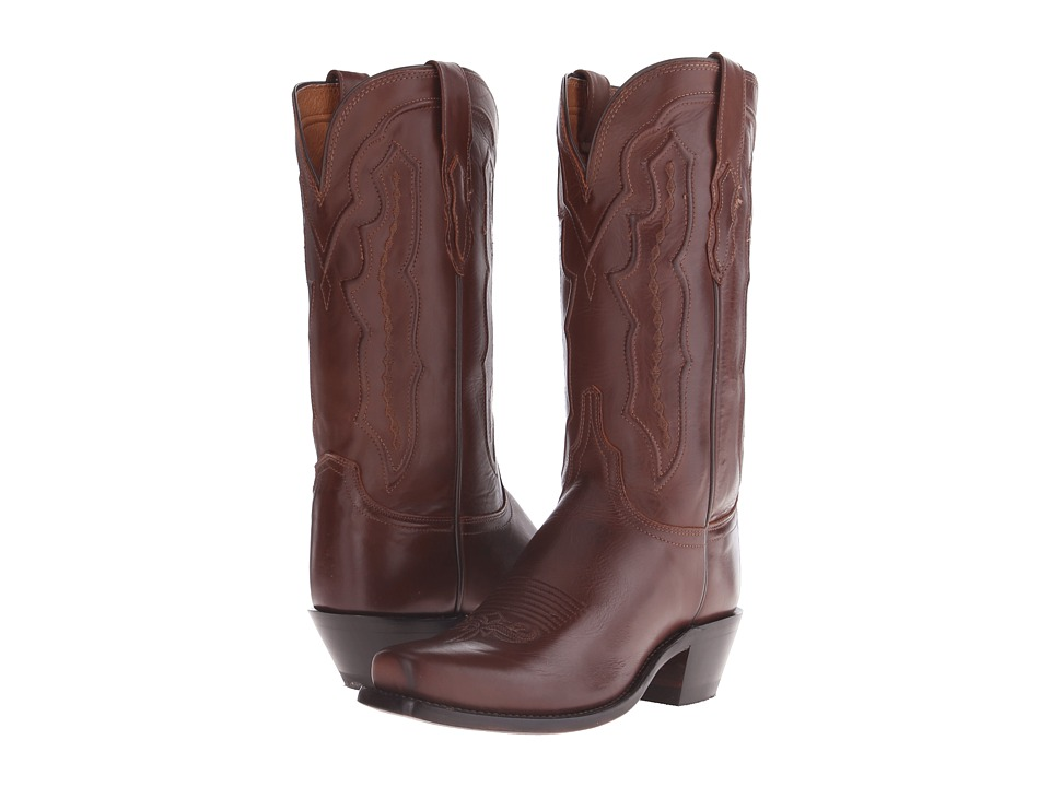 Lucchese Grace (Tan) Cowboy Boots