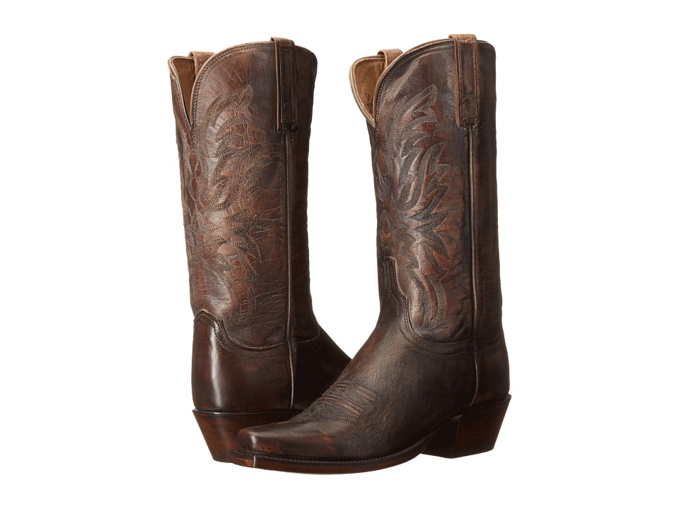 Lucchese - Mabel (Pearl Bone) Cowboy Boots