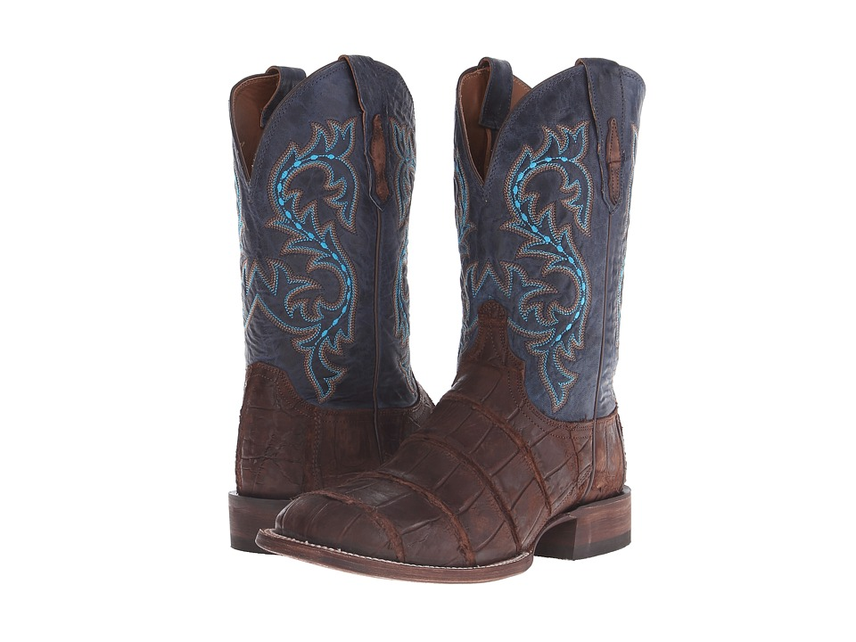 Lucchese Malcom (Brandy) Cowboy Boots