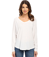 Splendid - Vintage Whisper V-Neck Long Sleeve