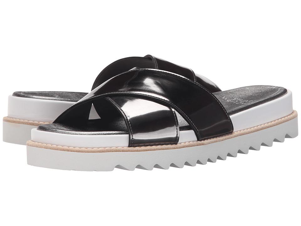 Stuart Weitzman Crisscross Iron Specchio High Heels