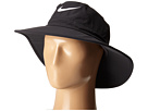 Nike Golf Sun Protect Bucket Cap (Black/White)