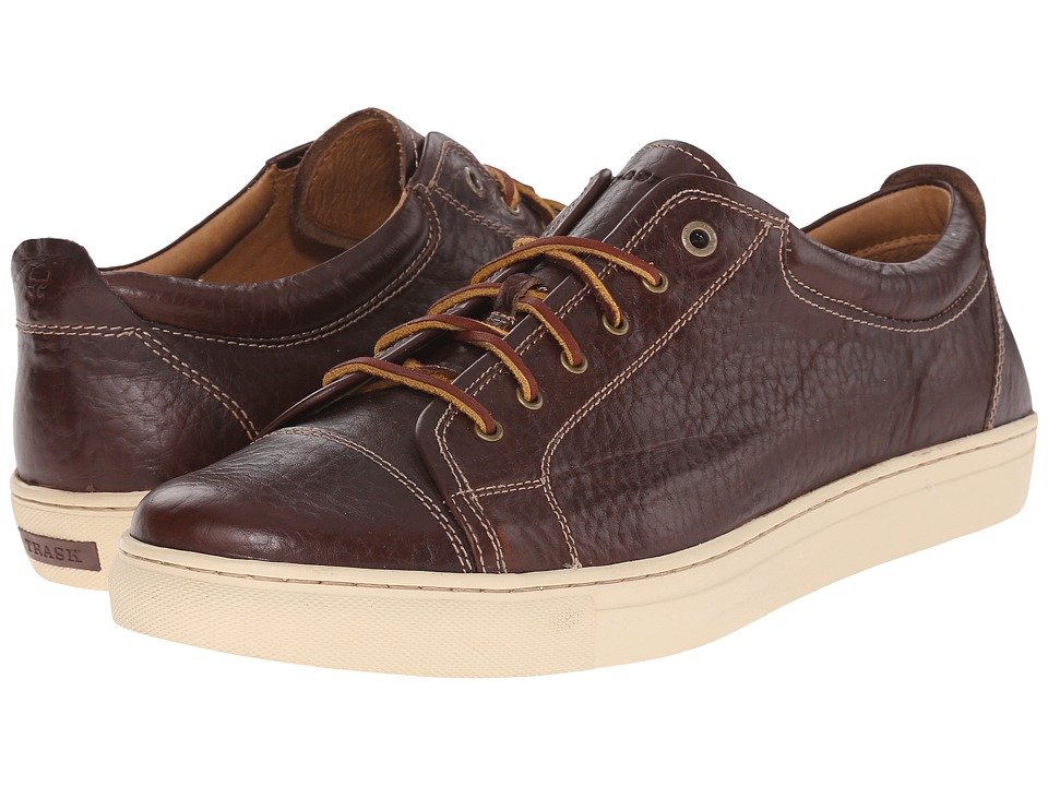 Trask Beck Bourbon American Bison Mens Lace up casual Shoes