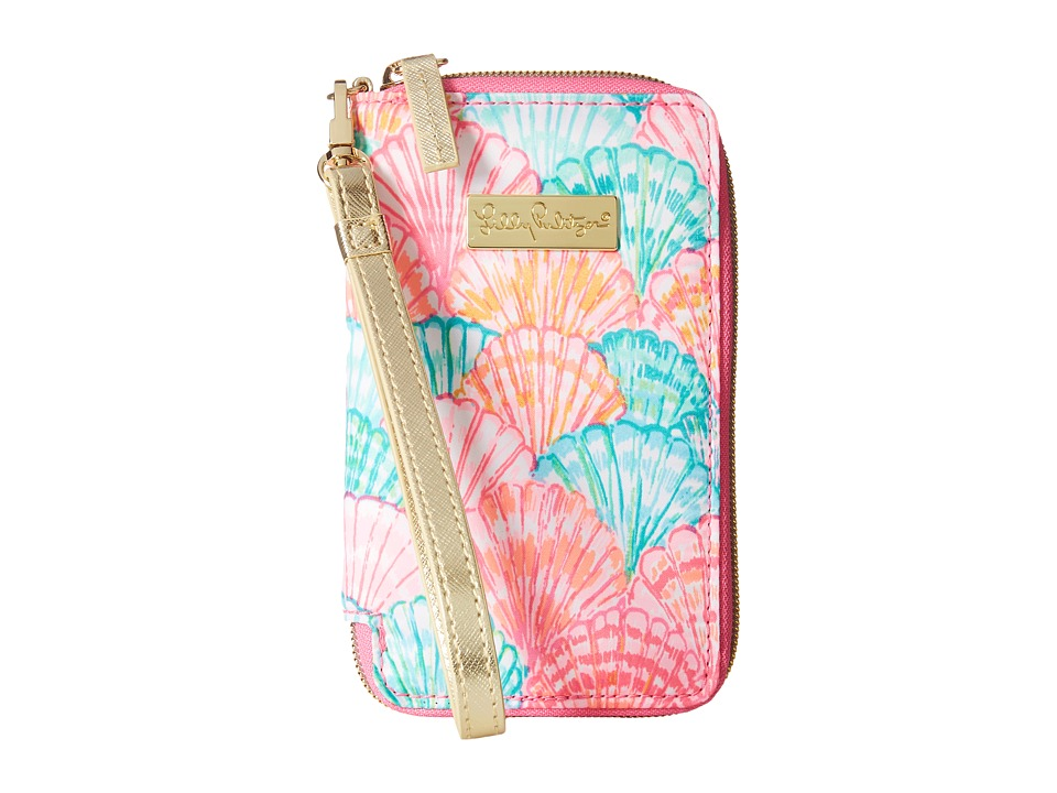 Lilly Pulitzer - Tiki Palm iPhone 6 Case (Multi Oh Shello) Clutch Handbags