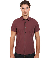 Volcom - Everett Mini Check Short Sleeve Woven