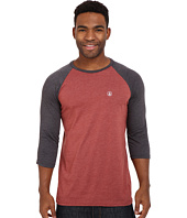 Volcom - Heather 3/4 Raglan