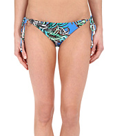 Shoshanna - Tropical Palms Ring String Bottoms