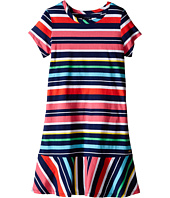 Tommy Hilfiger Kids - Y/D Jersey Multi Stripe Dress (Big Kid)