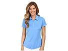 adidas Golf Puremotion Short Sleeve Top (Lucky Blue)