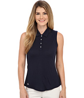 adidas Golf - Essentials Heather Sleeveless Polo