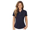 adidas Golf Puremotion Short Sleeve Top (Navy)